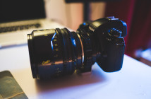 Samsung NX1 with Cooke S4i Mini 25mm T2.8 and Ciecio7 PL adapter
