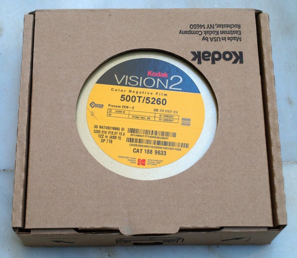 Kodak Vision 2