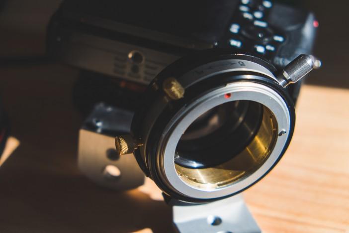 Ciecio7 Locking Nikon Adapter for E-Mount