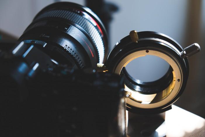 Ciecio7 Nikon Locking Adapter