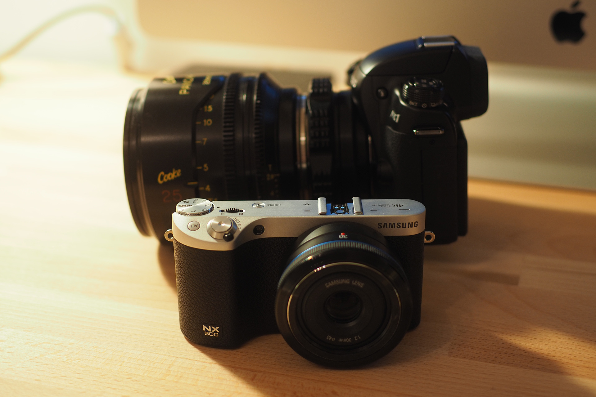 Various Samsung NX1 hacks now available, furthermore NX500