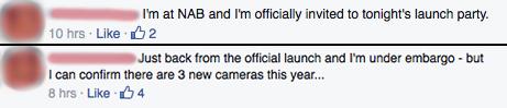 【NAB 2015】该叫黑魔大法好了?BMD传闻的第三款NAB新机要现身?