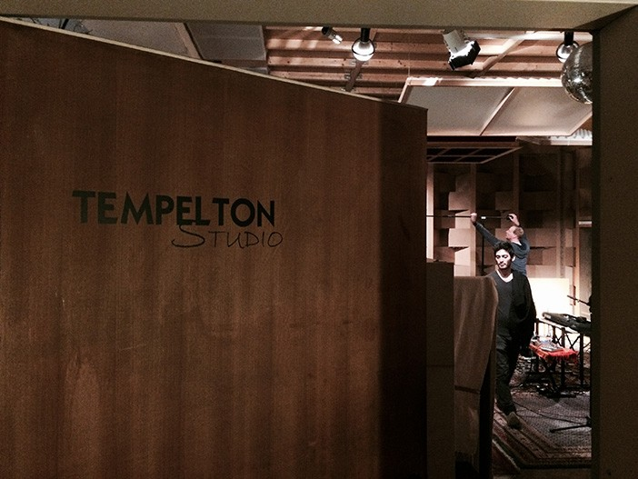 Tempelton Studio in Berlin