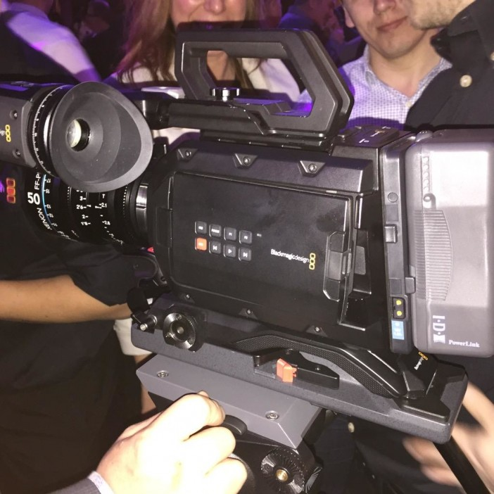 Blackmagic URSA Mini - NAB 2015