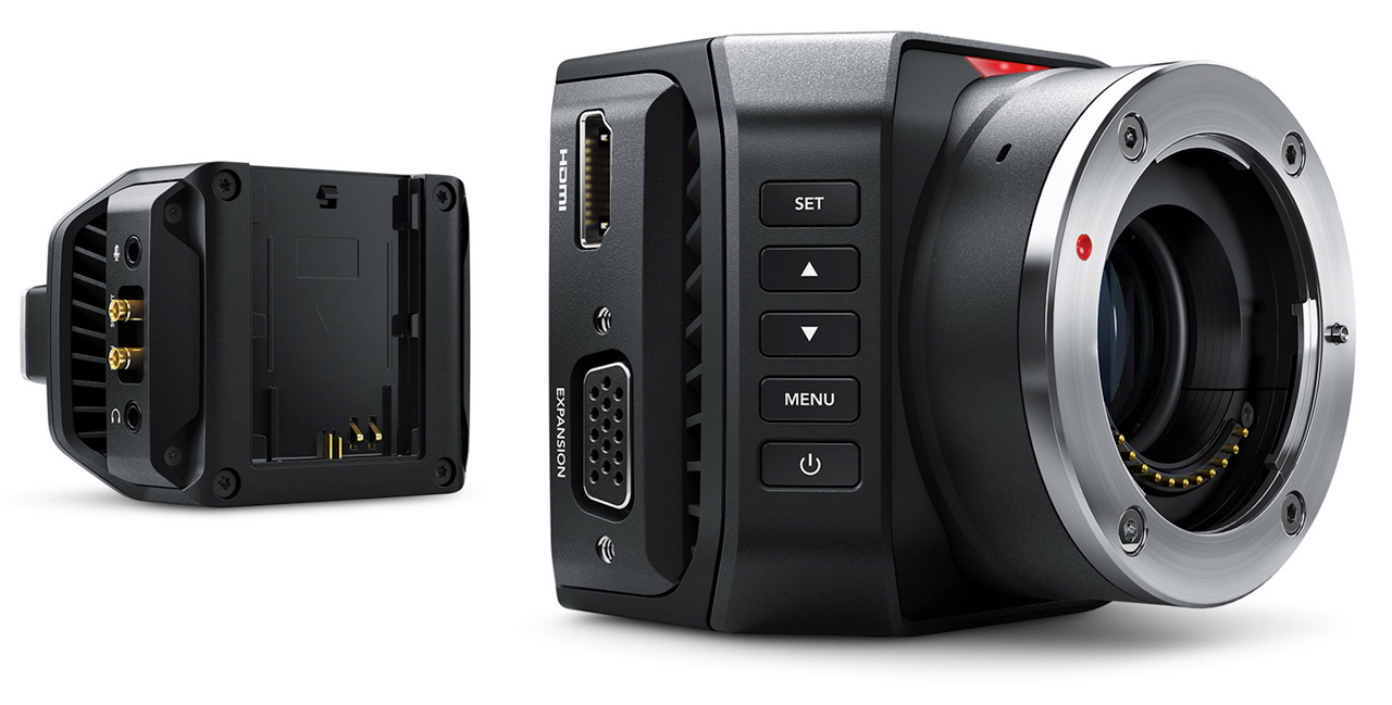 New Footage And Test Of The 995 Blackmagic Micro Cinema