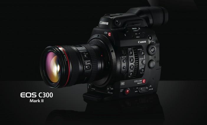 Canon C300 Mark II specs
