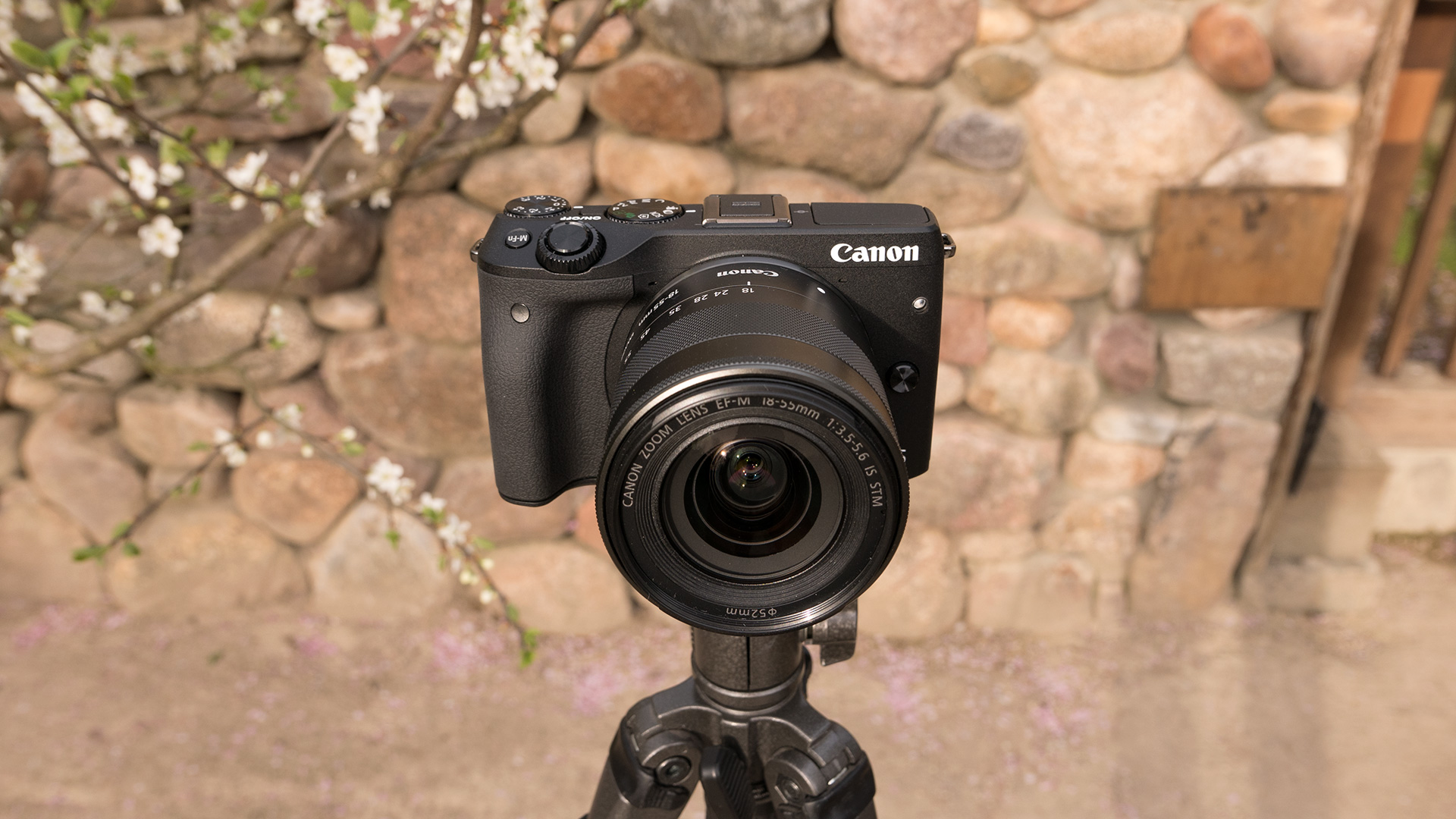 Canon EOS M3 Review - new video quality?