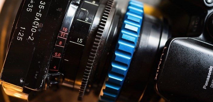 GH4 with LOMO anamorphic lens