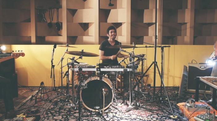 Gidi, drums - Sony FS100