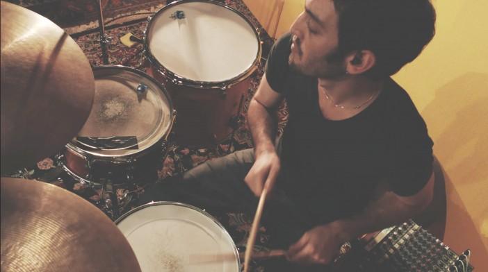 Gidi, drums - Panasonic FZ1000