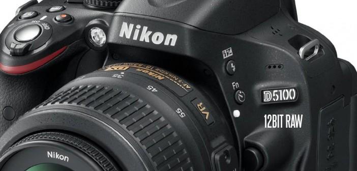 Nikon D5100 raw video