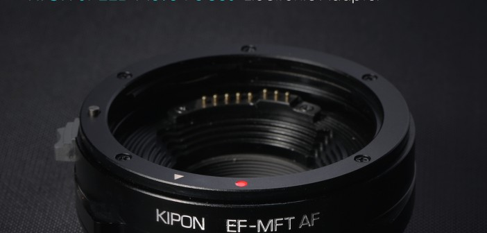 kipon af adapter canon ef eos micro four thirds