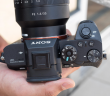 Sony A7R II hands-on CNET