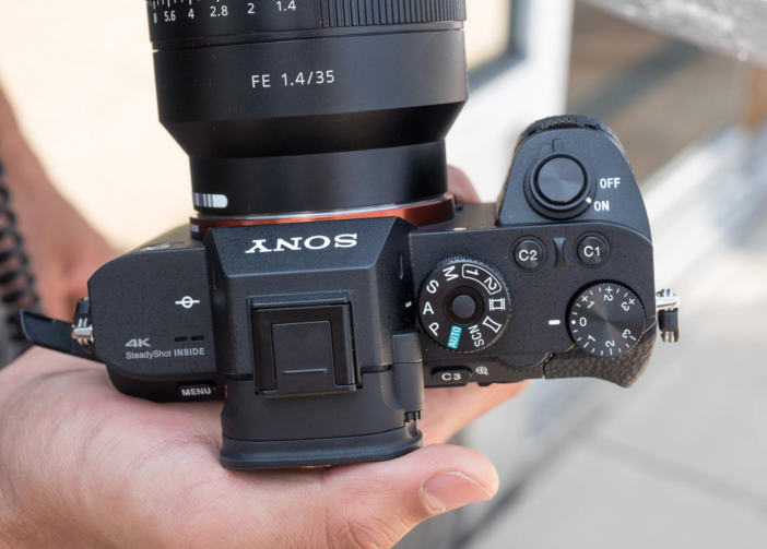 a7r ii hands-on cnet