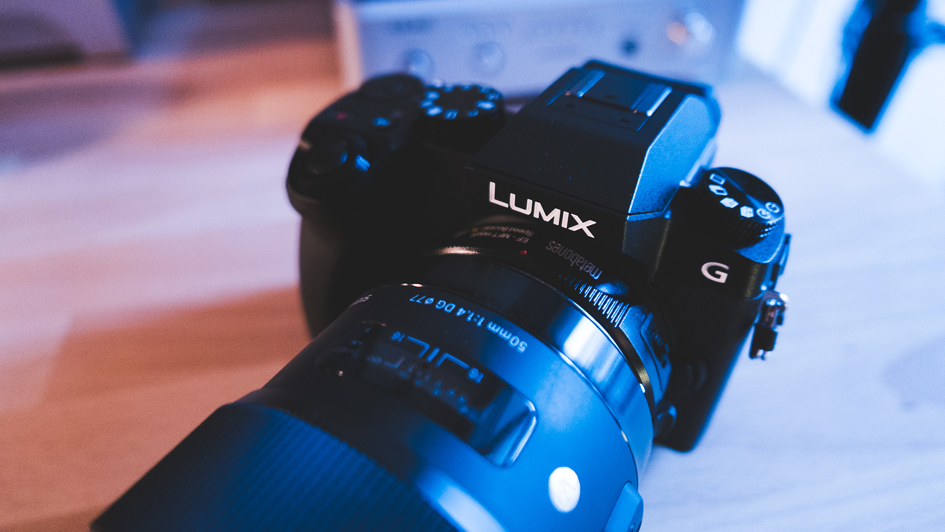 Panasonic G7 And Metabones Speed Booster Xl Hands On