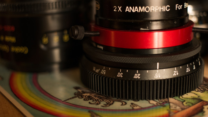 SLR Magic Rangefinder / anamorphic