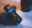 Sony A7R II 55mm F1.8 FE lens