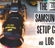 EOSHD Samsung NX1 Setup Guide