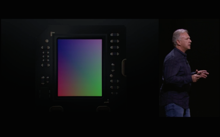 iphone 6s camera sensor