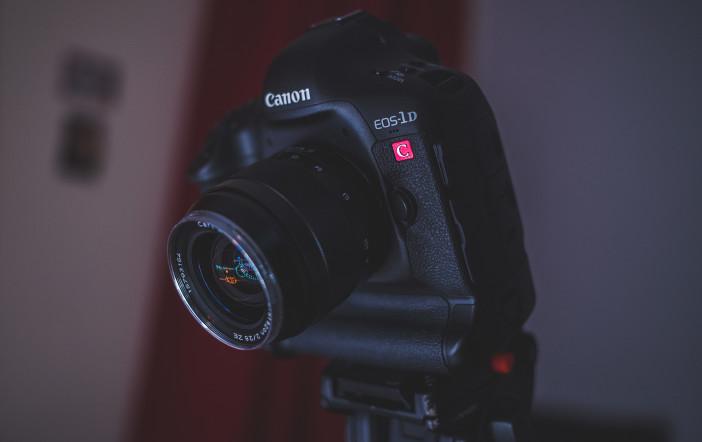 Canon 1D C colour science