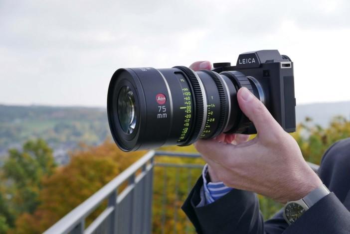 Leica SL cine lens