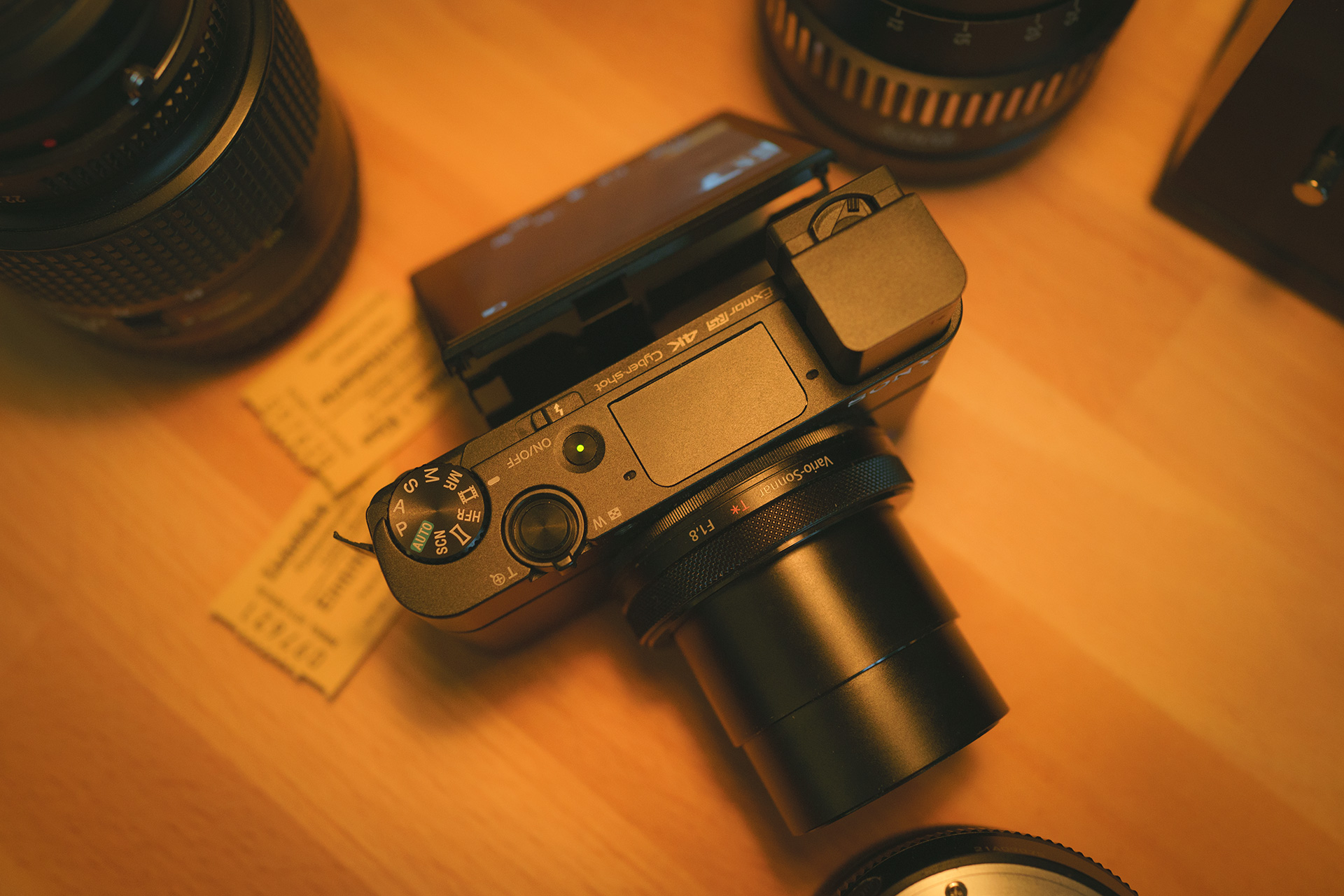 Sony RX100 IV review - with 1080p this good, 4K is merely a bonus