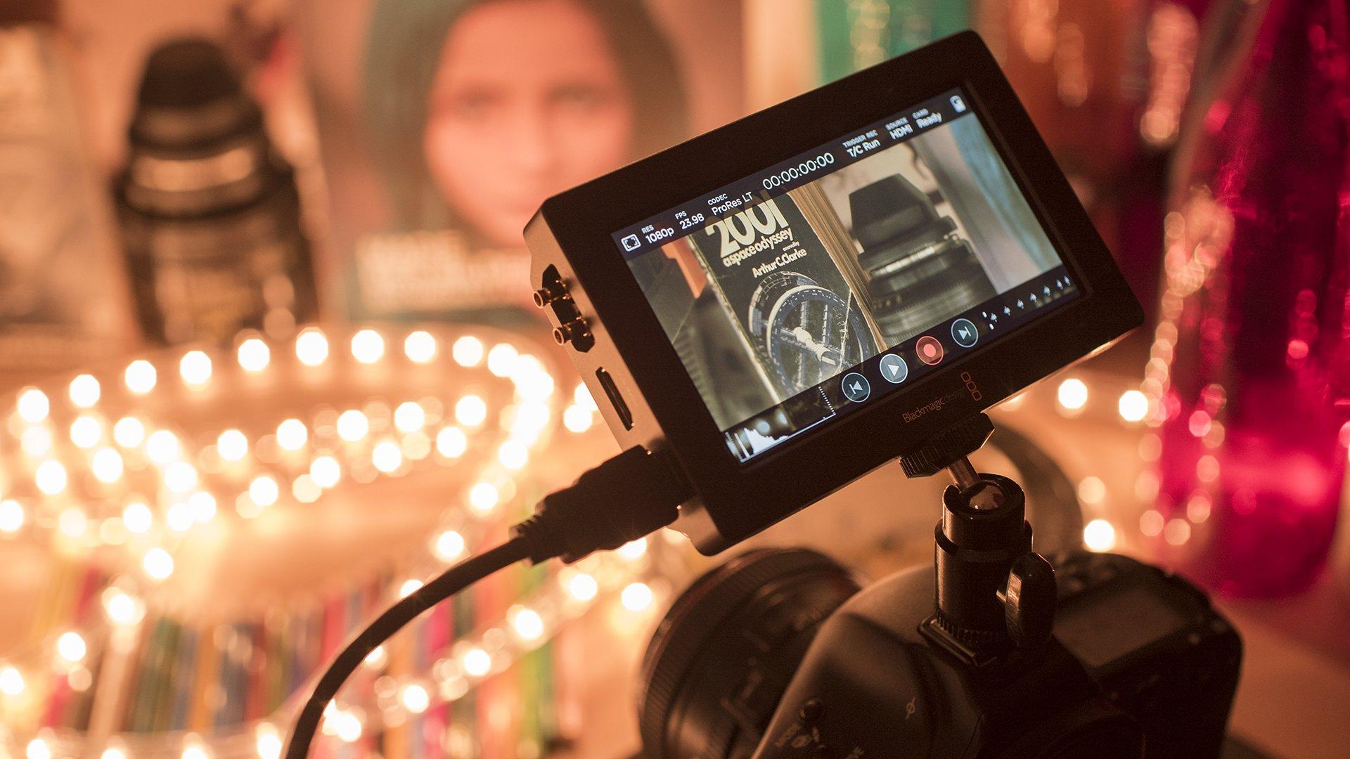 Blackmagic Video Assist Review - EOSHD