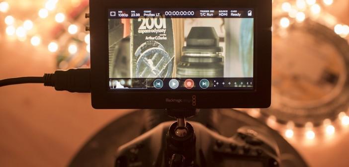 Blackmagic Video Assist - Display