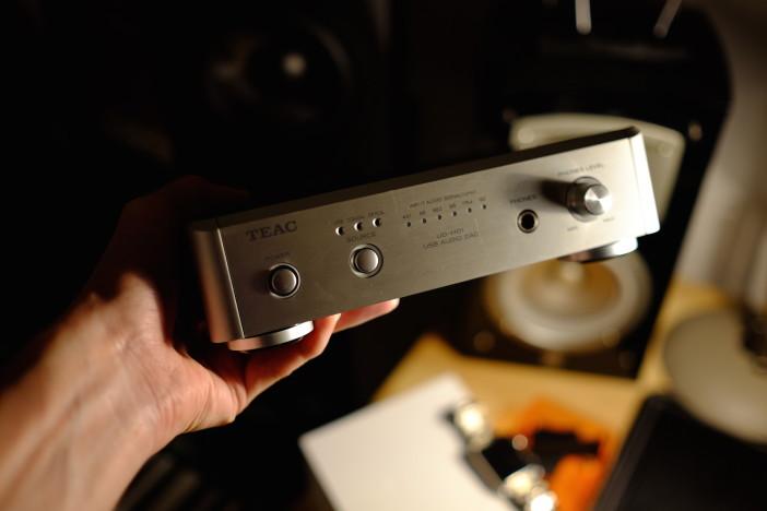 TEAC UD-H01 USB audio DAC