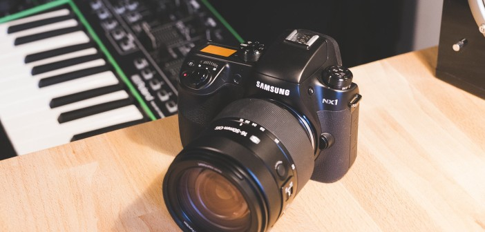 Samsung NX1 with 16-50mm F2.0-2.8