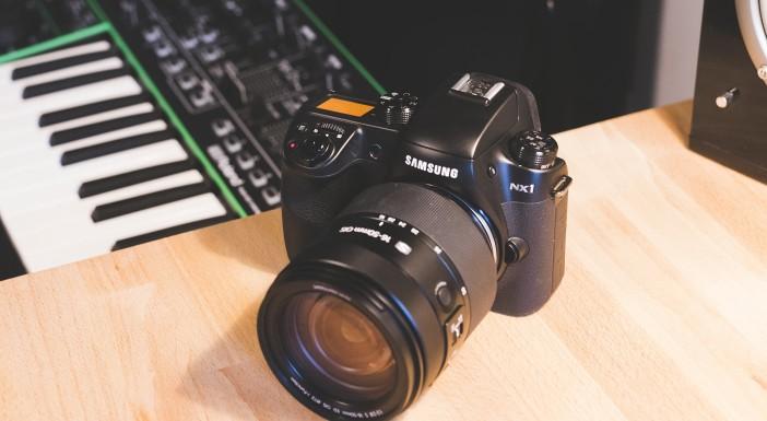 Samsung NX1 with 16-50mm F2.0-2.8