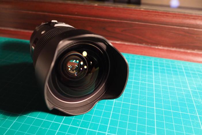 Sigma 20mm F1.4 ART