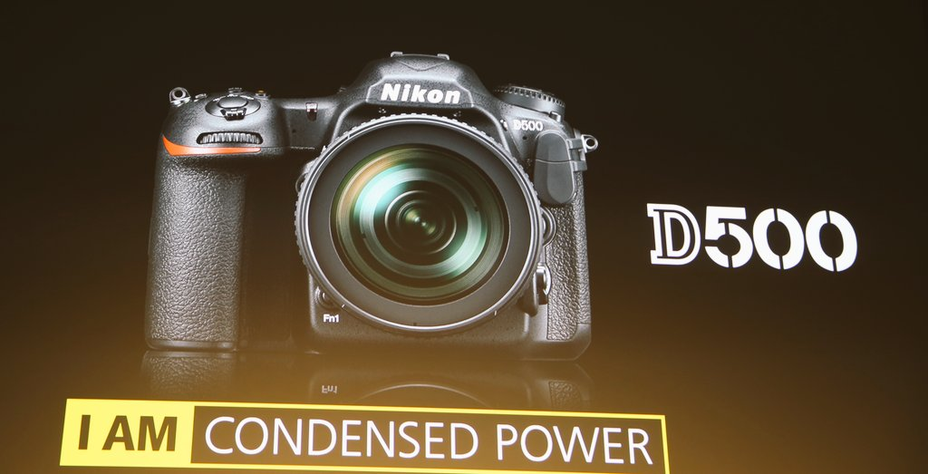 Nikon D500 with cropped 4K video (UPDATED) - EOSHD