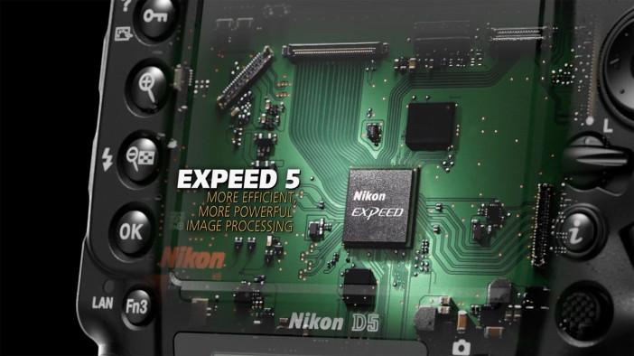 Nikon D5 Expeed 5