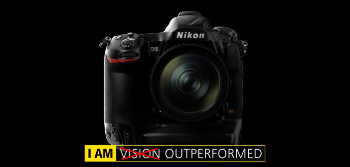 Nikon D5 outperformed