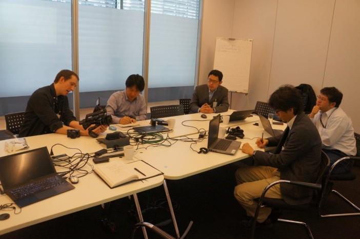 Sony FS5 meeting