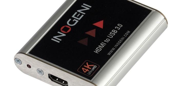 Inogeni HDMI to USB 3.0 converter