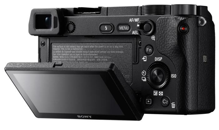A6300 LCD screen