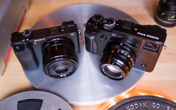 Sony A6300 vs Fujifilm X Pro2