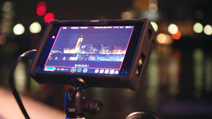 Atomos Shogun - SLR Magic Anamorphic primes