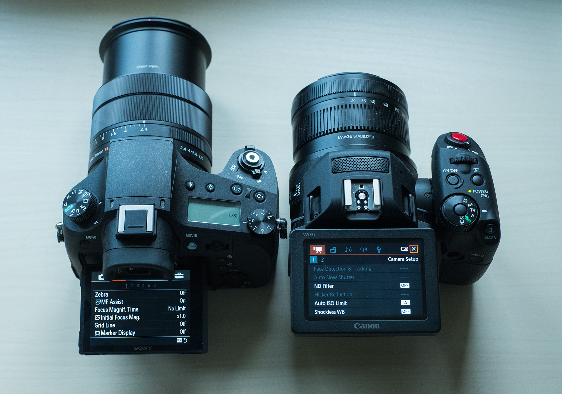 Canon XC10 versus Sony RX10 III  The Canon is underrated! - EOSHD