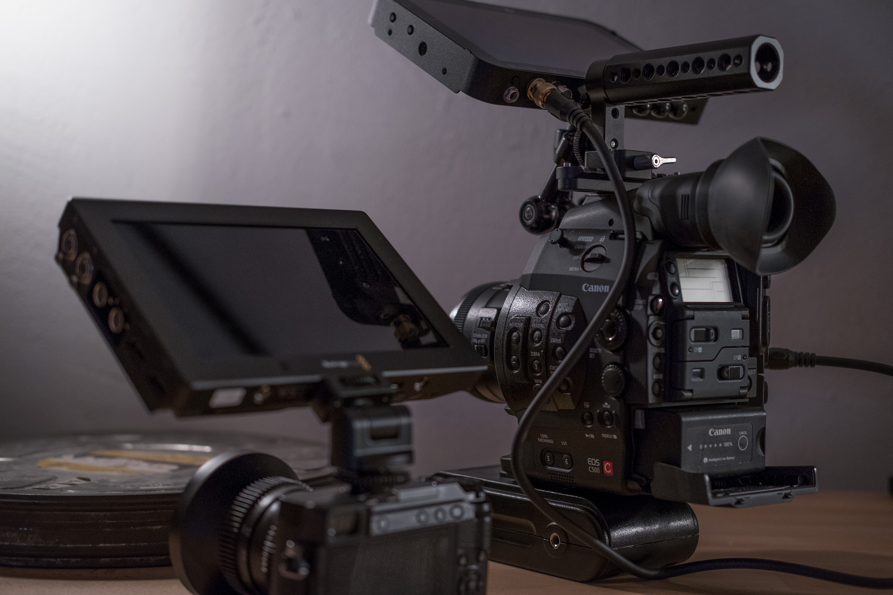 Shootout - Blackmagic Video Assist 4K vs Convergent Design Odyssey