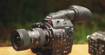 Canon Cinema EOS C500