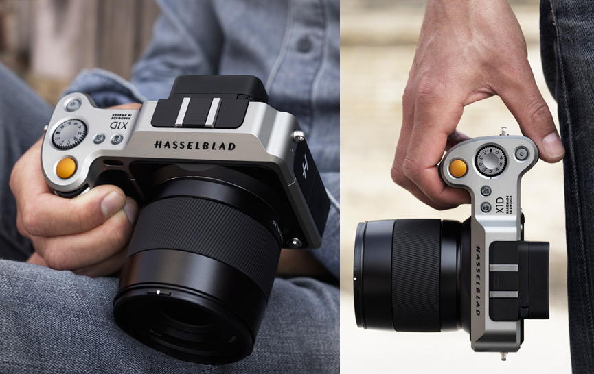Hasselblad X1D arrives in wave of hype, alas no 4K. Also: has full ...