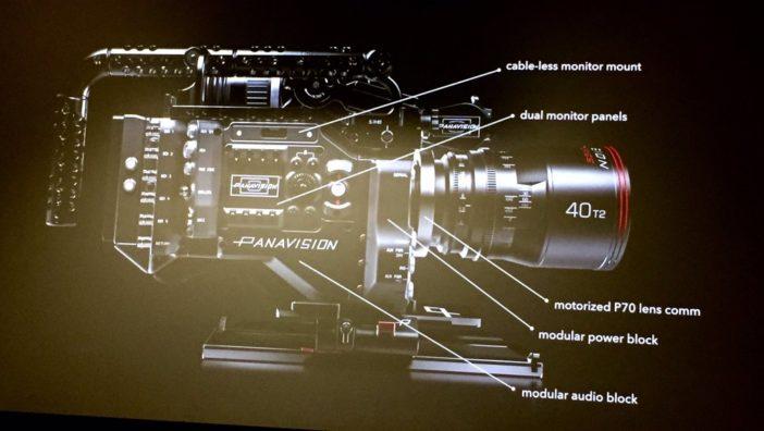 Panavision DXL 8K camera