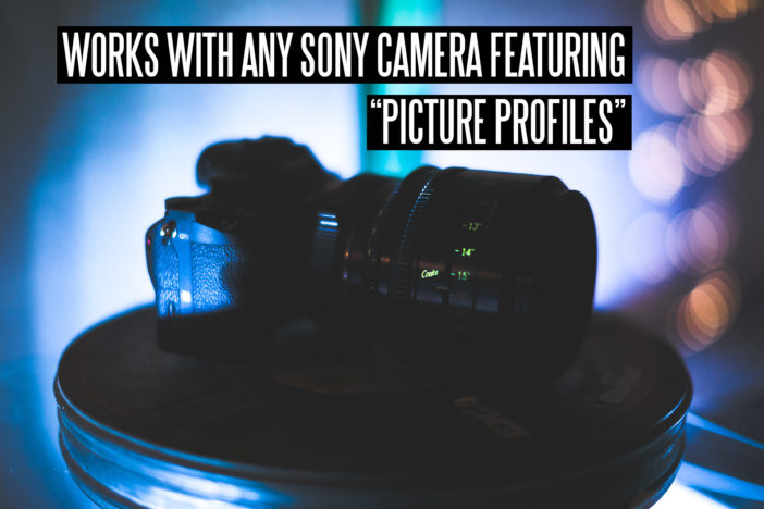 Works with Sony cameras