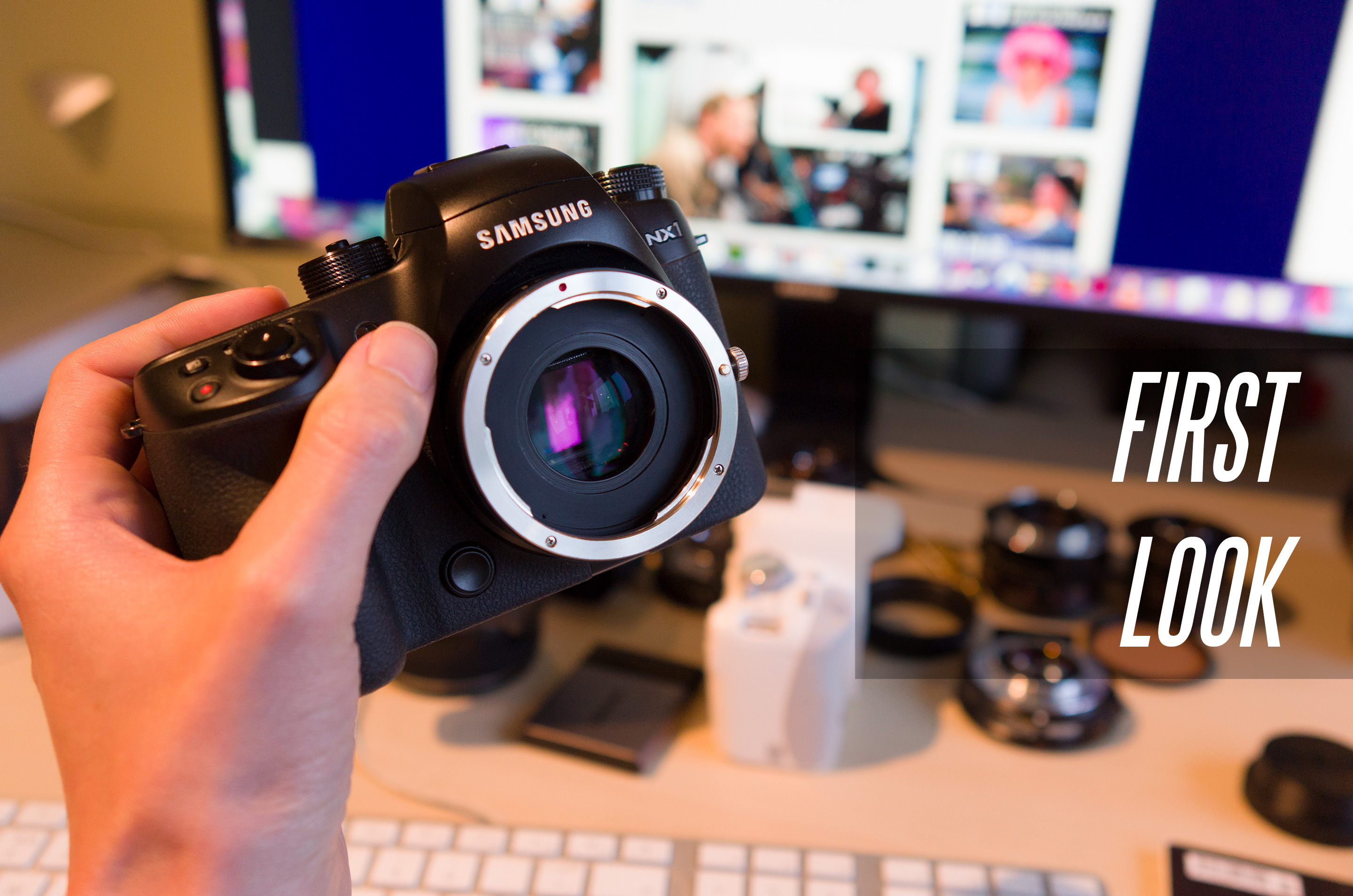 Samsung NX1 is now full frame - First look at the Canon mount NX-L ...