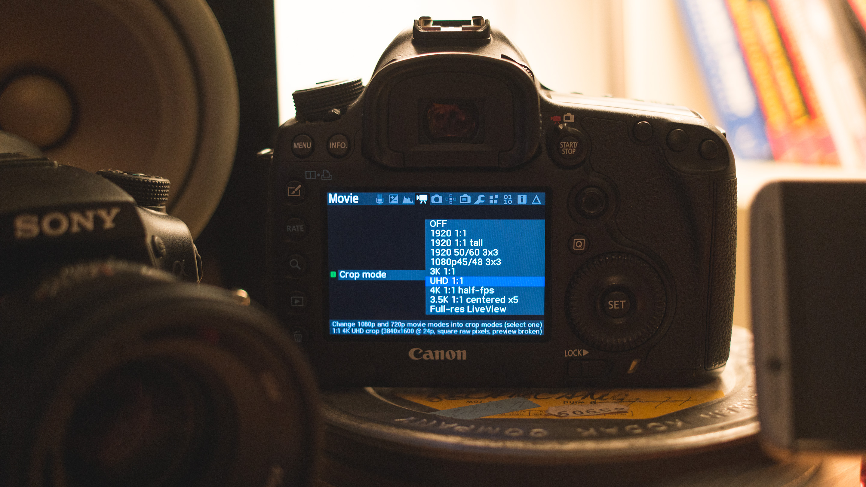 What Magic Lantern reveals - 5D Mark III capable of 4K all