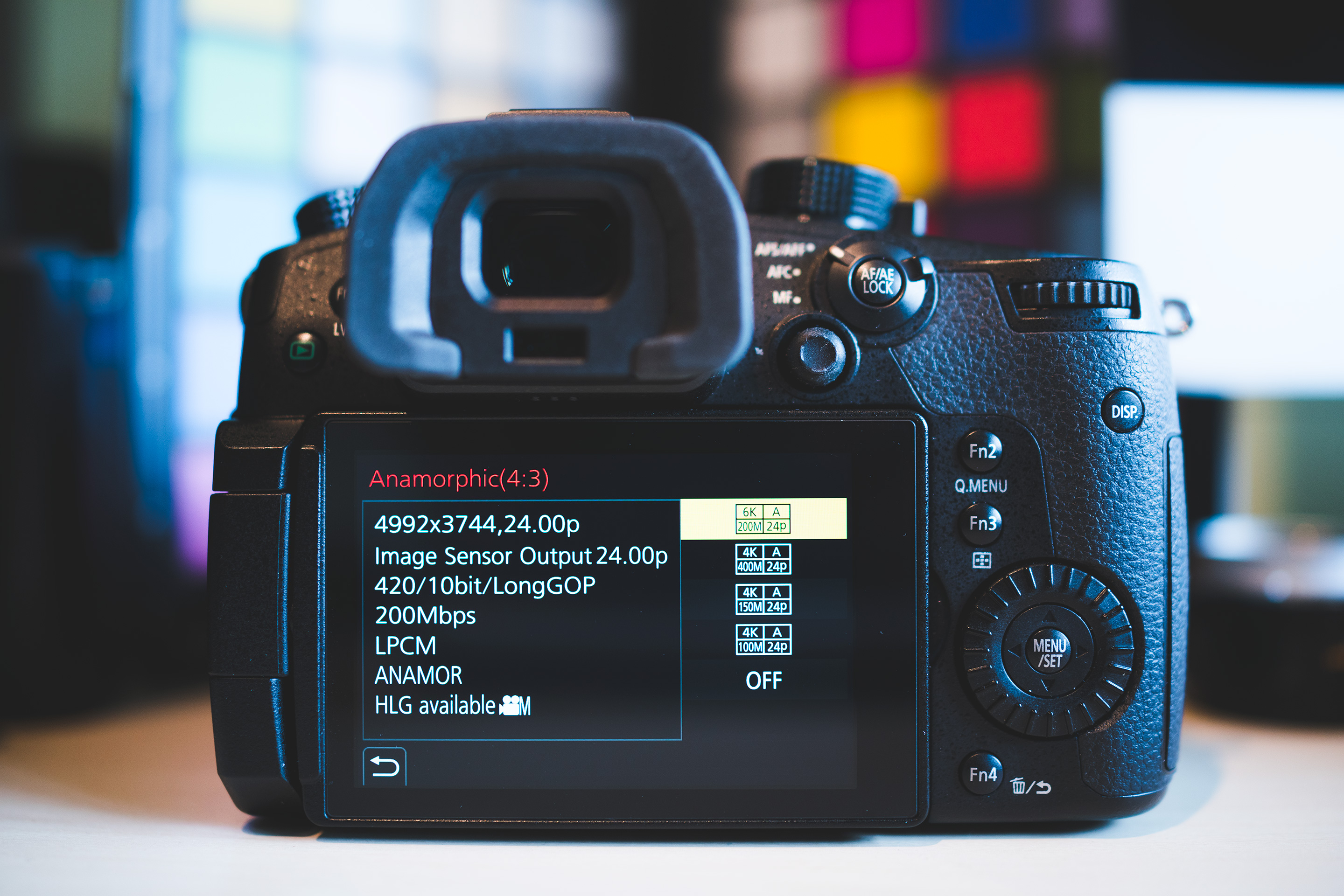 Panasonic GH5 Review and exclusive first look at Version 2 0