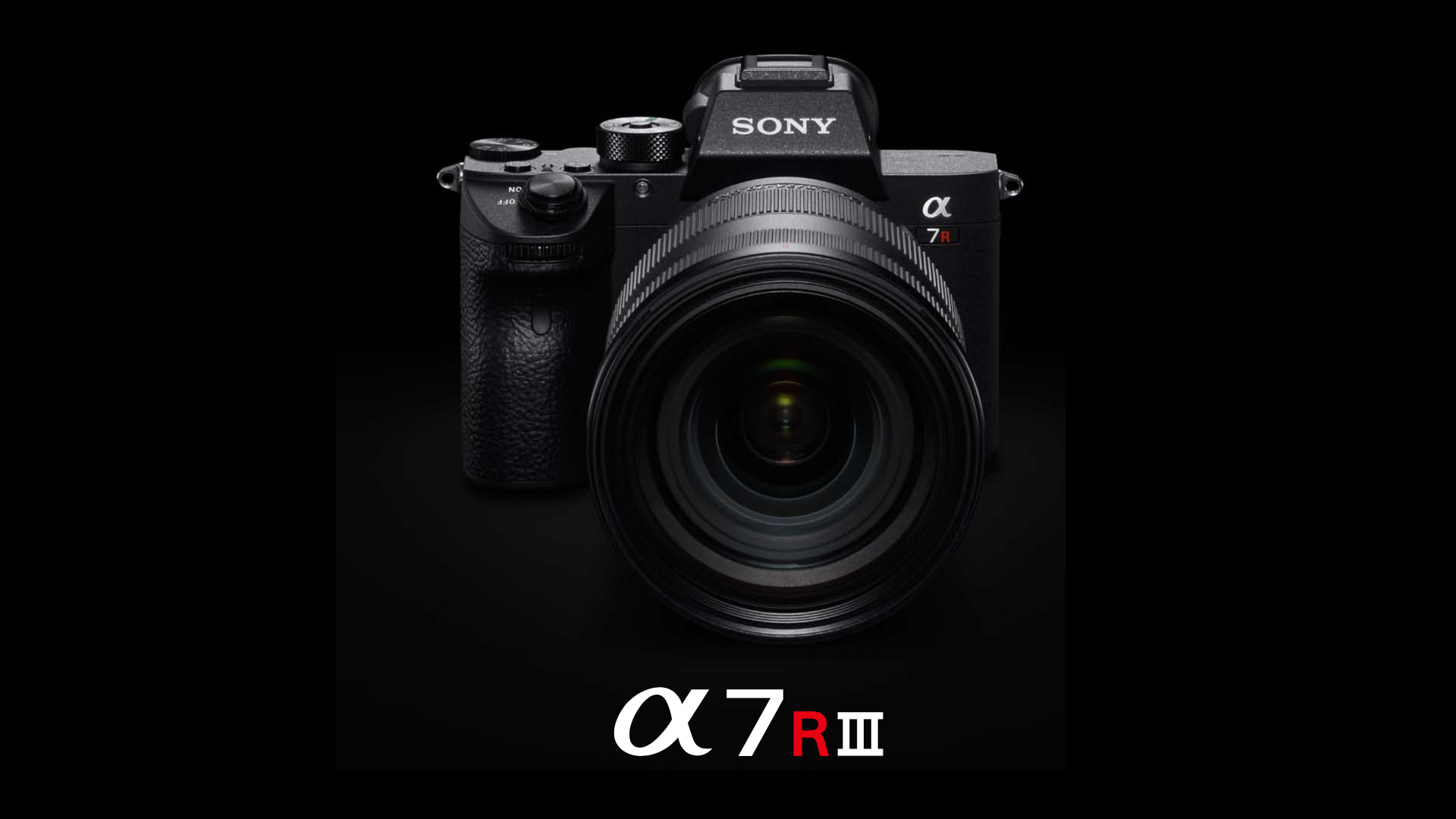 Sony A7R III announced with 4K HDR, ergonomic improvements